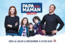 Le replay dope l'audience de «Papa ou maman la série» sur M6