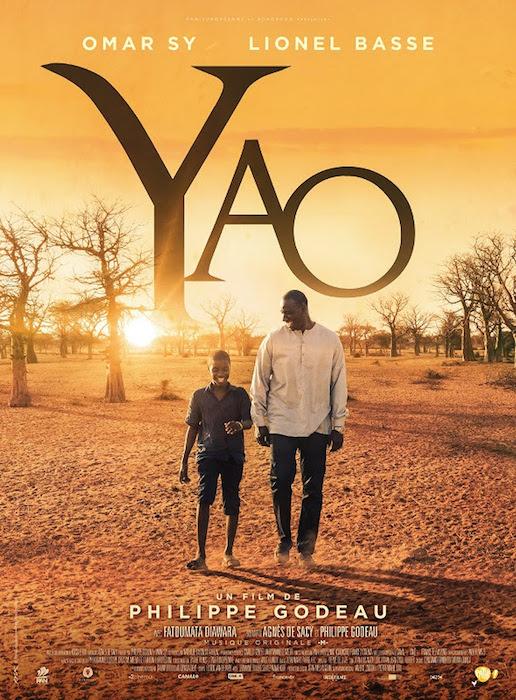 « YAO » avec Omar Sy