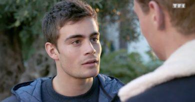 Clément Rémiens (DNA) en tournage d'une nouvelle série pour TF1