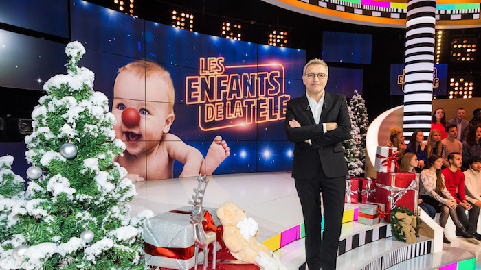 """""""Les Enfants de la télé"""" audience"""