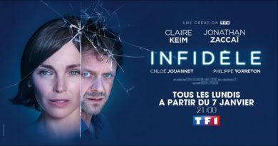 « Infidèle » saison 2 en tournage