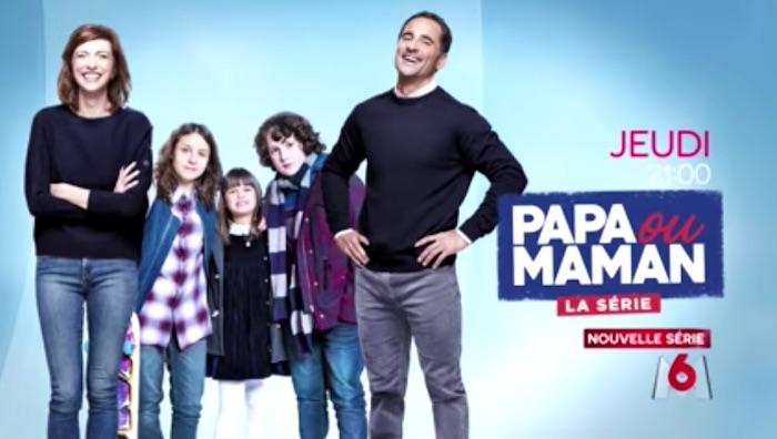"""Ce soir à la télé : lancement de """"Papa ou maman la série"""" avec Florent Peyre (M6 VIDEO)"""
