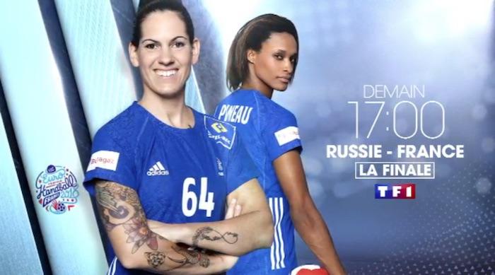 Euro féminin de handball : la finale
