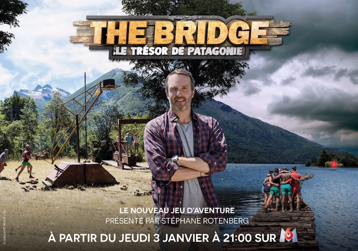 """The Bridge : le trésor de Patagonie"""