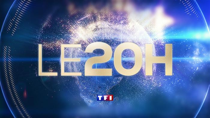 JT de 20 heures de TF1
