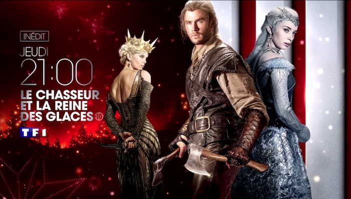 Ce Soir Sur Tf1 Le Chasseur Et La Reine Des Glaces Video Stars Actu