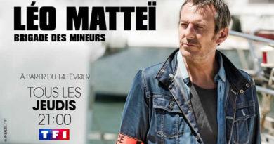 Audiences prime 21 février : Léo Matteï leader (TF1), flop pour «Brice 3» (M6)
