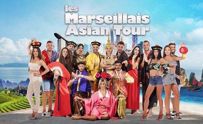 """Les Marseillais : nouvelle saison """"Asian Tour"""" dès le 28 février"""
