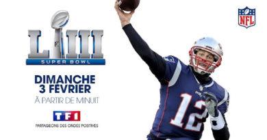 La finale du Super Bowl, le 3 février 2019 sur TF1