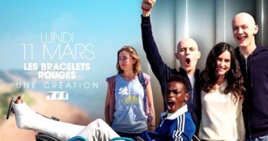 Audiences prime 18 mars : «Les bracelets rouges» leader en baisse (TF1), «Kepler(s) au plus bas (France 2)