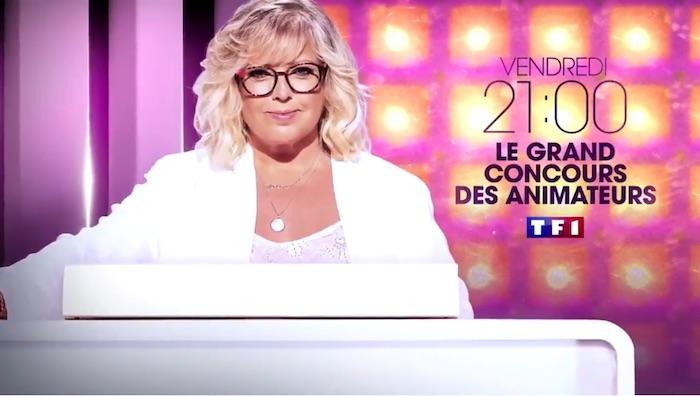 « Le grand concours des animateurs » de TF1