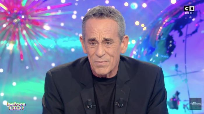 Les Terriens du dimanche : Thierry Ardisson en larmes face au témoignage de Samy (VIDEO)