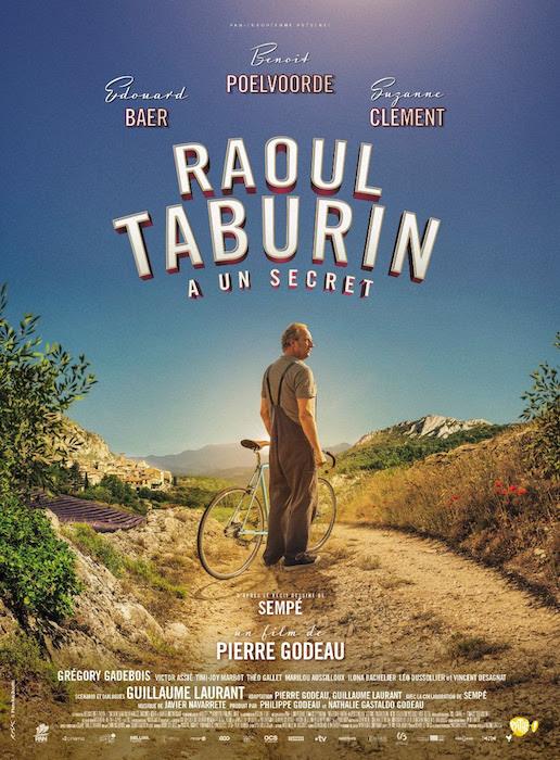 Raoul Taburin a un secret (affiche du film)