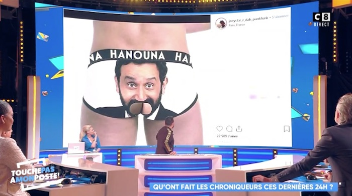 TPMP : Cyril Hanouna répond à JoeyStarr et le menace (VIDEO)