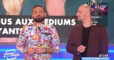 "TPMP : Cyril Hanouna affirme que Karine Ferri lui ""réclame un million d'euros"" (VIDEO)"