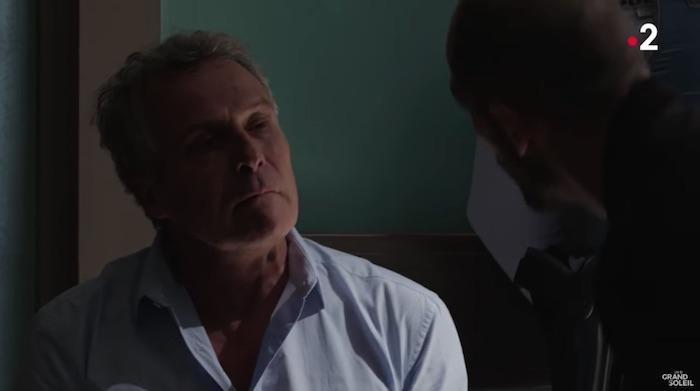 Un si grand soleil en avance : un mort à l'hôpital, Alain en garde à vue ! (résumé + vidéo épisode 116 du 4 février)
