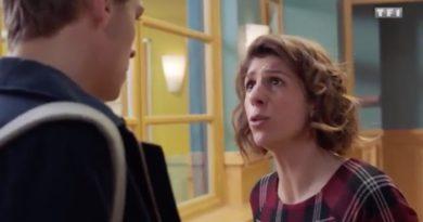 Demain nous appartient spoiler : Sandrine dérape et s'en prend à Bart au lycée ! (VIDEO)