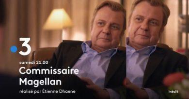 Ce soir sur France 3 «Mise en bière», un épisode inédit de Commissaire Magellan avec Dounia Coesens