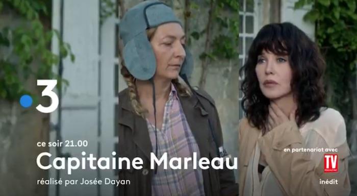 """Capitaine Marleau du 3 mars 2020 : ce soir l'épisode """"Double jeu"""" (vidéo)"""