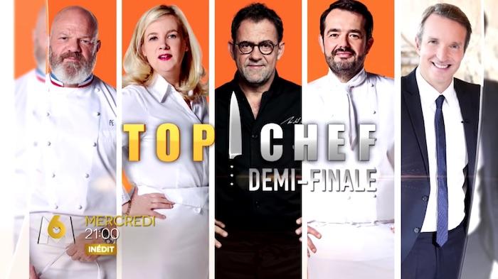 Ce soir à la télé : Top Chef saison 10, la demi-finale (VIDEO)