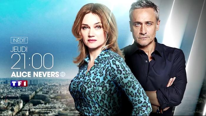"""Audiences prime 20 juin : le final d'Alice Nevers large leader, flop pour France 2 et """"Envoyé spécial"""""""