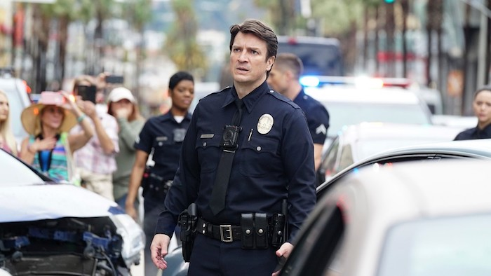 « The Rookie : le flic de Los Angeles » saison 1