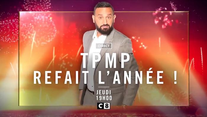 « TPMP refait l'année »