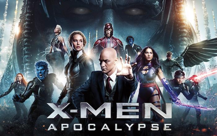 « X-Men Apocalypse »