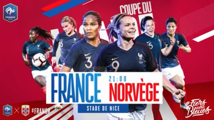 Coupe du Monde féminine 2019 : suivez France : Norvège en direct, live et streaming sur TF1