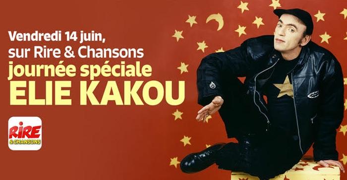 Journée spéciale Elie Kakou