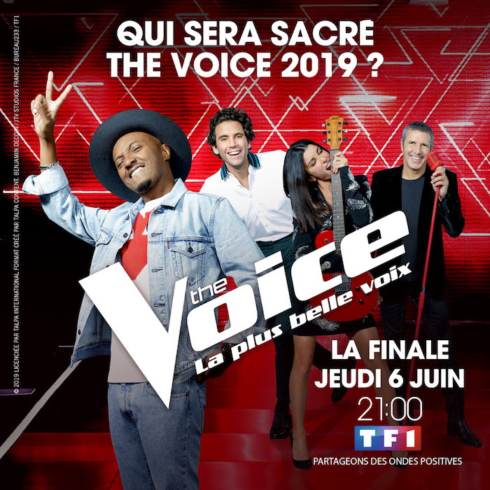 finale de « The Voice » saison 8