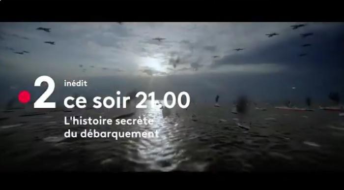 L'histoire secrète du débarquement