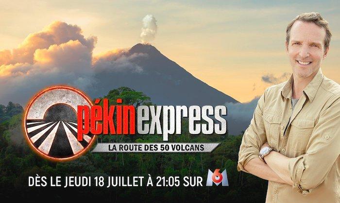 « Pékin Express : la route des 50 volcans »