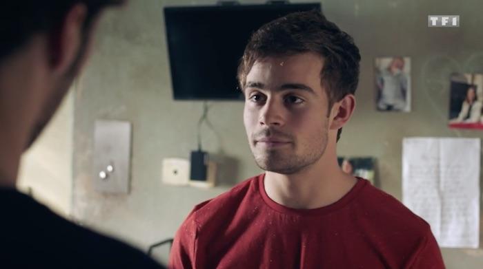 Demain nous appartient spoiler : Maxime sort de prison (VIDEO)
