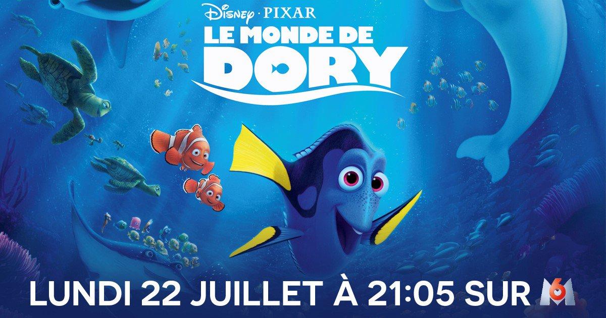 « Le monde de Dory »