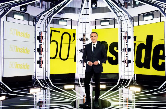 « 50'Inside » du samedi 23 janvier 2021