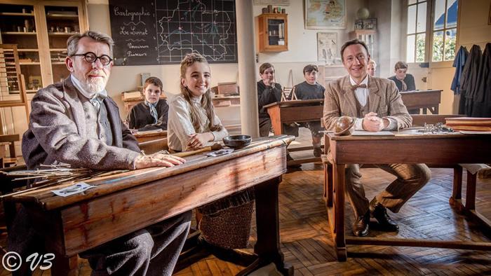 « La fabuleuse histoire de l'école »