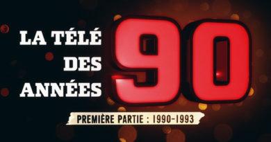 Ce soir à la télé :  « La télé des années 90 » sur France 3 (vidéo partie 2)