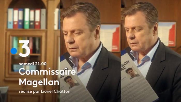 « Commissaire Magellan »
