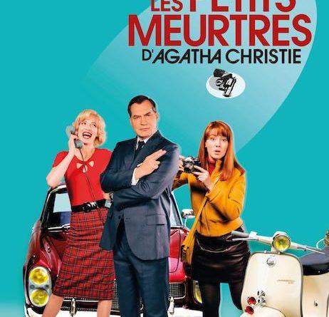 « Les petits meurtres d'Agatha Christie »