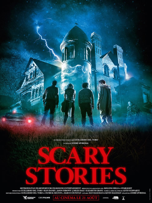 « Scary Stories »