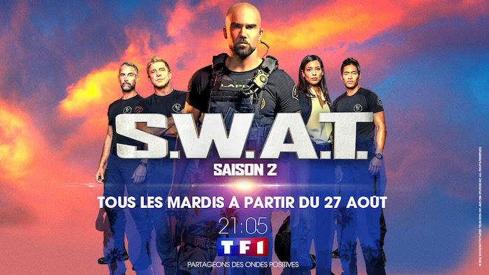 « S.W.A.T » saison 2