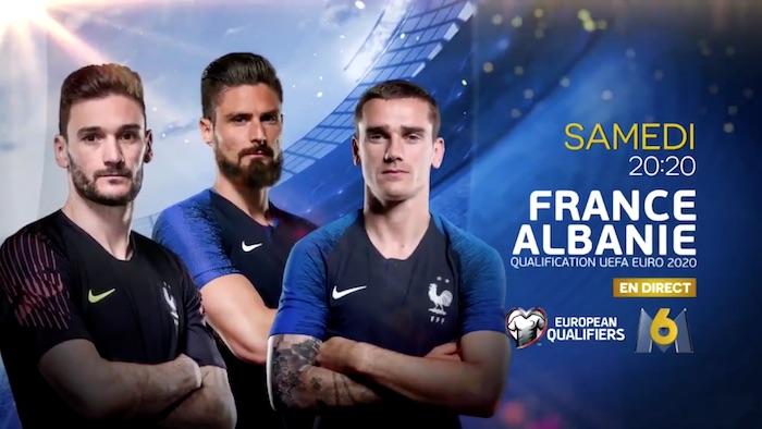 France / Albanie en direct