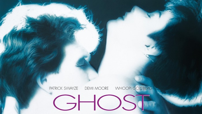 """Hommage à  Patrick Swayze le 24 septembre sur W9 avec """"Ghost"""""""