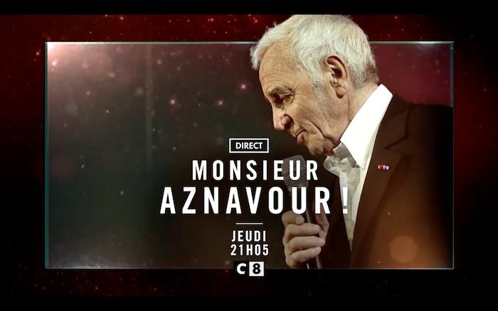 « Monsieur Aznavour  »