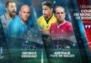Rugby : Géorgie / Uruguay et Australie / Pays de Galles en direct, live score et streaming