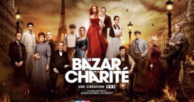 Audiences prime lundi 9 décembre 2019 : carton pour le final du « Bazar de la Charité »
