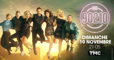 Ce soir, c'est déjà l'heure du final de « Beverly Hills : BH 90210 » sur TMC (vidéo)
