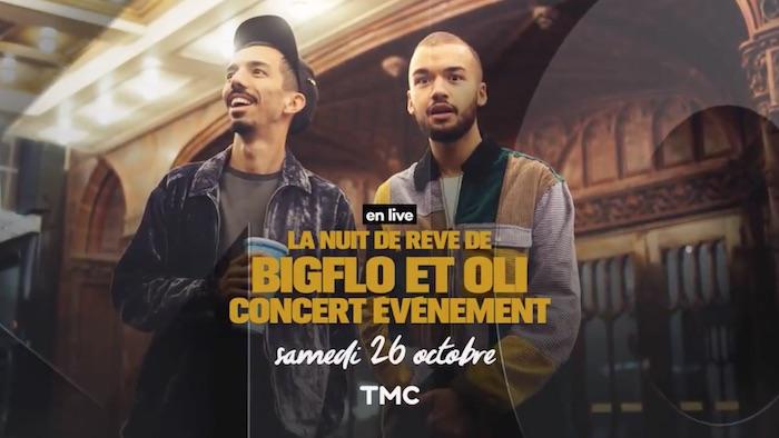 « La nuit de rêve » : le concert évènement de Bigflo & Oli