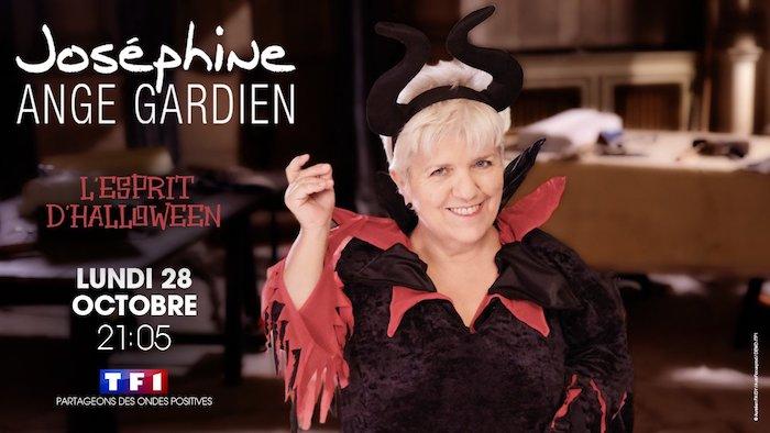 L'esprit d'Halloween dans « Joséphine ange gardien